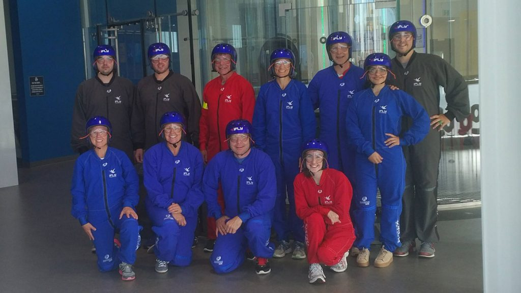 Indoor Skydiving experience at iFly Whitby