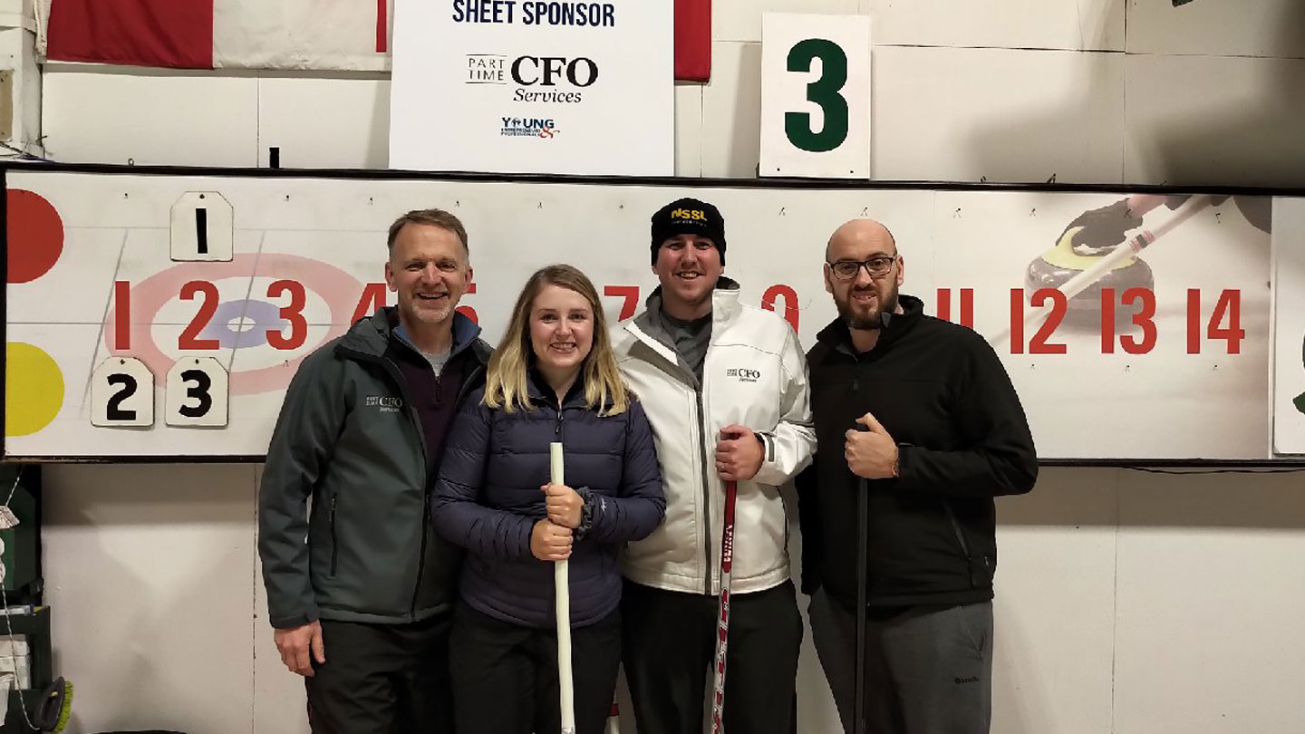 Whitby Chamber of Commerce Funspiel
